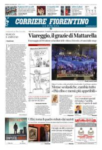 Corriere Fiorentino La Toscana - 30 Giugno 2019
