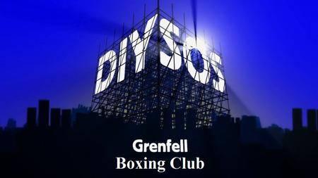 BBC - DIY SOS: Grenfell Boxing Club (2018)