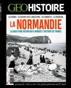 Geo Histoire - Août-Septembre 2021