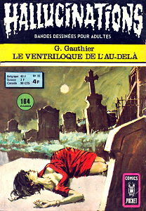 Hallucinations - Serie 1 - Tome 55 - Le Ventriloque de L'au-delà