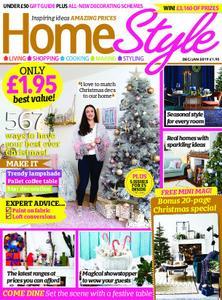 HomeStyle UK – December 2018