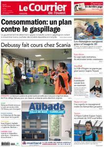 Le Courrier de l'Ouest Angers - 24 avril 2018