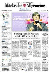 Märkische Allgemeine Prignitz Kurier - 16. Mai 2018