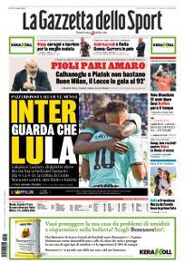 La Gazzetta dello Sport Sicilia – 21 ottobre 2019
