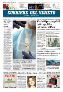 Corriere del Veneto Padova e Rovigo – 15 luglio 2020