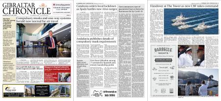 Gibraltar Chronicle – 15 July 2020