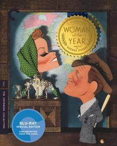Woman of the Year (1942) + Bonus [The Criterion Collection]