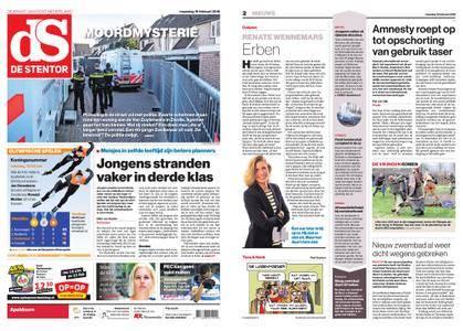 De Stentor - Apeldoorn – 19 februari 2018