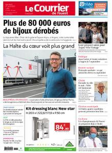 Le Courrier de l'Ouest Cholet – 27 août 2021