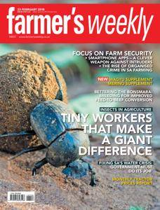 Farmer's Weekly - 15 February 2018
