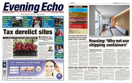 Evening Echo – September 15, 2018