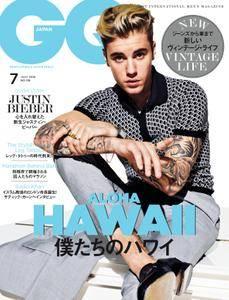GQ Japan - 7月 2016