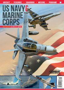Combat Aircraft - US Navy & Marine Corps - Air Power Yearbook 2016