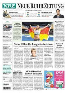 NRZ Neue Ruhr Zeitung Essen-Postausgabe - 13. August 2018