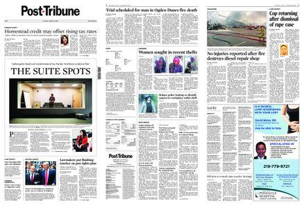 Post-Tribune – March 13, 2018
