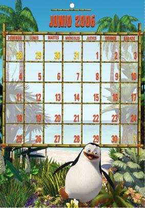 2006 Madagascar Calendar