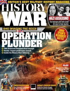 History of War - April 2020