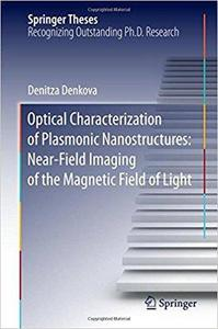 Optical Characterization of Plasmonic Nanostructures: Near-Field Imaging of the Magnetic Field of Light [Repost]