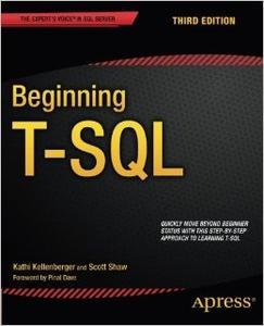 Beginning T-SQL, 3rd edition (repost)