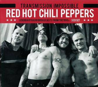 Red Hot Chili Peppers - Transmission Impossible (2016) [Bootleg]