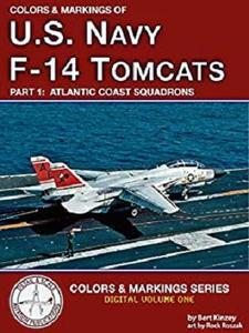 Colors & Markings of U. S. Navy F-14 Tomcats  [Repost]