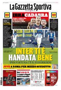 La Gazzetta dello Sport Sicilia – 12 gennaio 2020