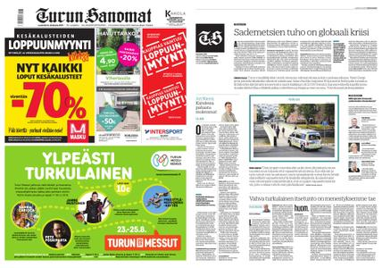 Turun Sanomat – 24.08.2019