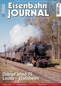 Eisenbahn Journal - März 2019