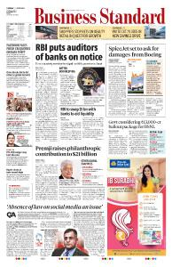 Business Standard - March 14, 2019