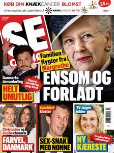 SE og HØR – 23. oktober 2019