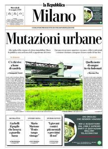 la Repubblica Milano – 15 maggio 2019