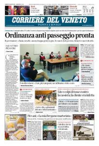 Corriere del Veneto Padova e Rovigo – 20 marzo 2020