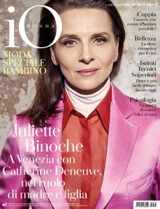 Io Donna del Corriere della Sera – 24 agosto 2019
