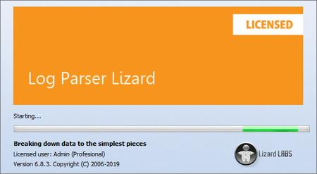 Log Parser Lizard 7.0.1