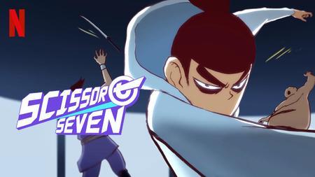 Scissor Seven S01