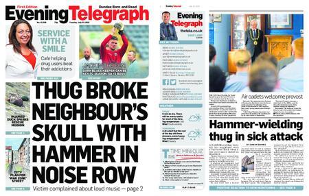Evening Telegraph First Edition – July 30, 2019