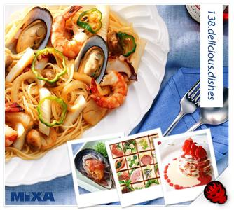 Mixa Image Library Vol. 138 - Delicious Dishes