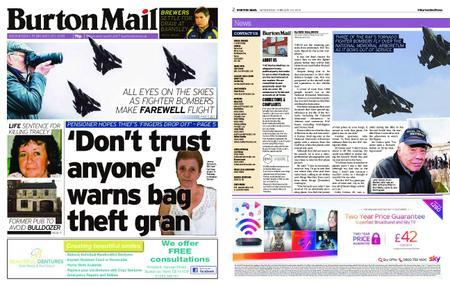 Burton Mail – February 20, 2019