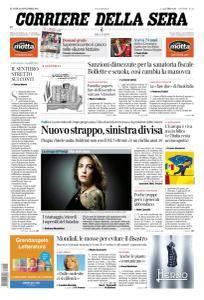 Corriere della Sera - 13 Novembre 2017