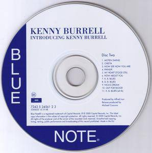 Kenny Burrell - Introducing Kenny Burrell: The First Blue Note Sessions (1956) {2000, Blue Note}