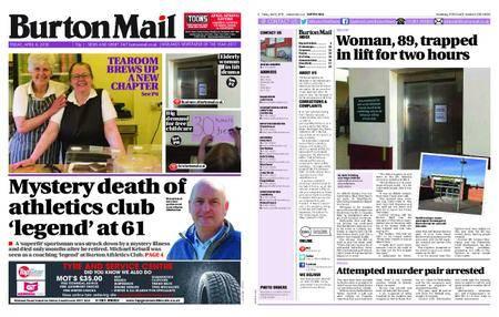Burton Mail – April 06, 2018