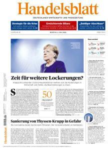 Handelsblatt - 4 Mai 2020