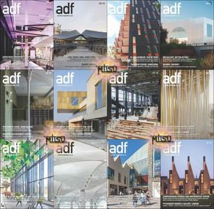 Architects Datafile (ADF) - Full Year 2019 Issues Collection