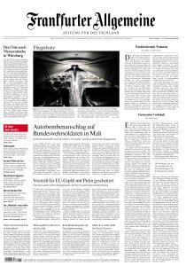 Frankfurter Allgemeine Zeitung - 26 Juni 2021