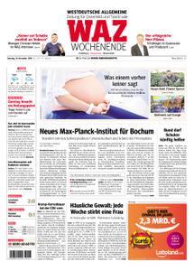 WAZ Westdeutsche Allgemeine Zeitung Oberhausen-Sterkrade - 24. November 2018