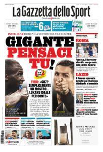 La Gazzetta dello Sport – 04 ottobre 2019
