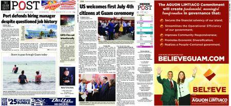 The Guam Daily Post – July 05, 2018
