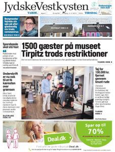 JydskeVestkysten Varde – 26. maj 2020