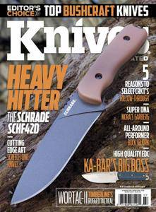 Knives Illustrated - July 01, 2016