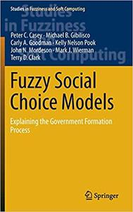 Fuzzy Social Choice Models: Explaining the Government Formation Process (Repost)